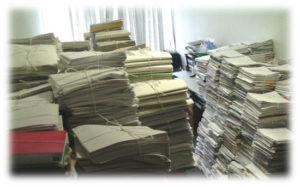 хранение медицинской документации