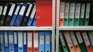Хранение банковских документов