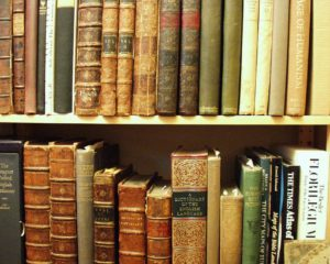Хранение старых книг