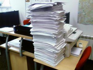 хранение бухгалтерской документации
