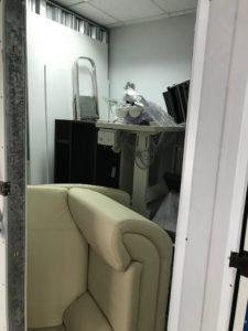 хранение мебели